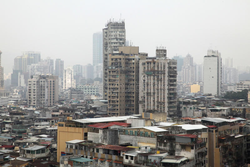 Download Pollution In China Stock Image - Image: 12905851