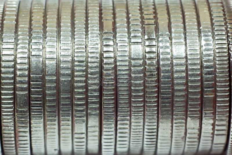 Polnische geld- Münzen lizenzfreie stockfotografie