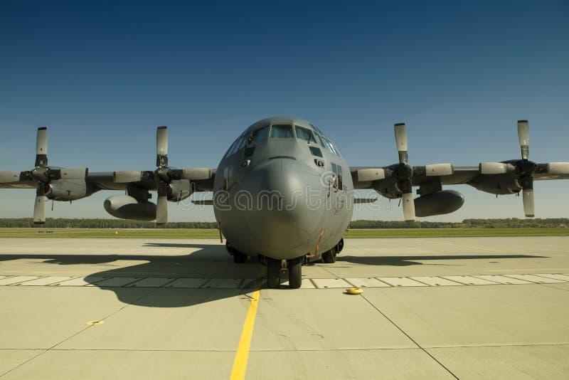Polnisches C-130 Herkules stockbilder