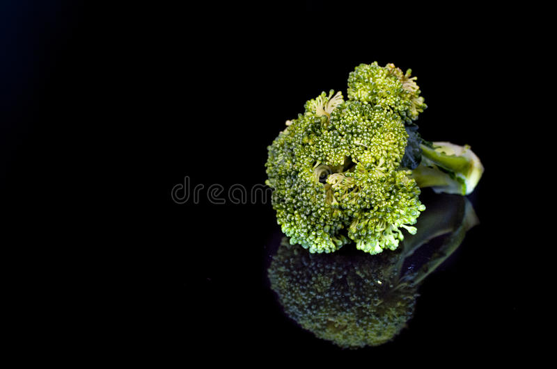 Polo Boone bite Rocco lift station . Multifunction in Broccoli Broccoli Vegetables Good for eating is not difficult Broccoli Broccoli English Broccoli or royalty free stock image