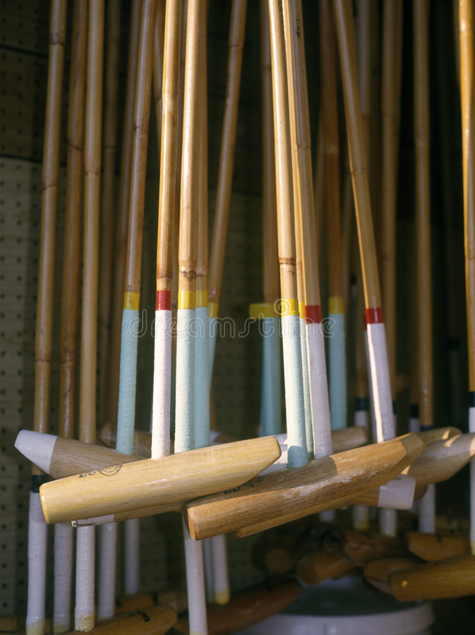 Polo clubs royalty free stock photos