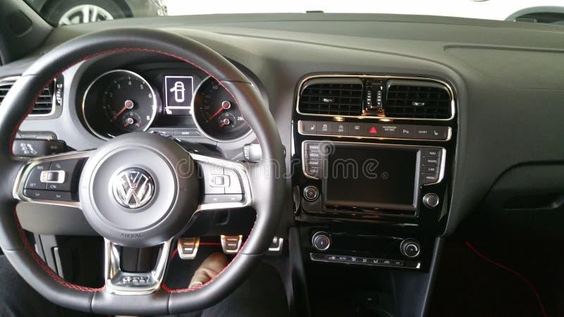 Polo GTI stock foto