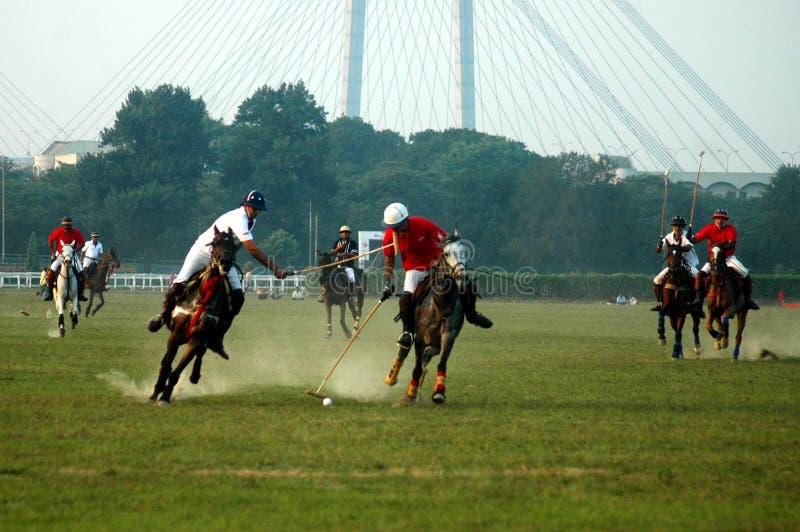 POLO in Kolkata royalty-vrije stock foto