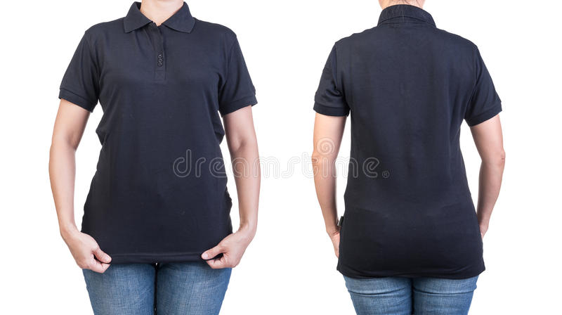 Polo koszula zdjęcia stock