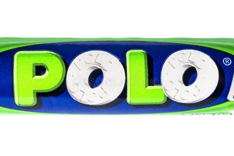 Polo Mints royaltyfri bild