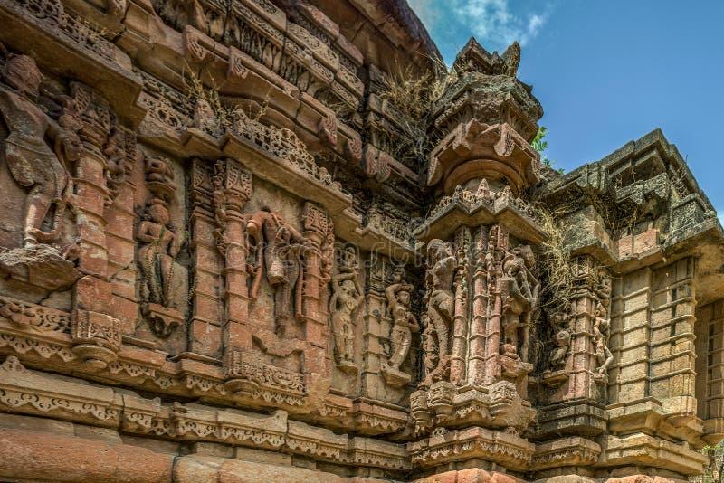 Polo Monument and Vijaynagar Forest-Vijaynagar taluk, Sabarkantha district-North gujarat. 10—Apr-2015-Polo Monument and Vijaynagar Forest-Vijaynagar taluk stock photo
