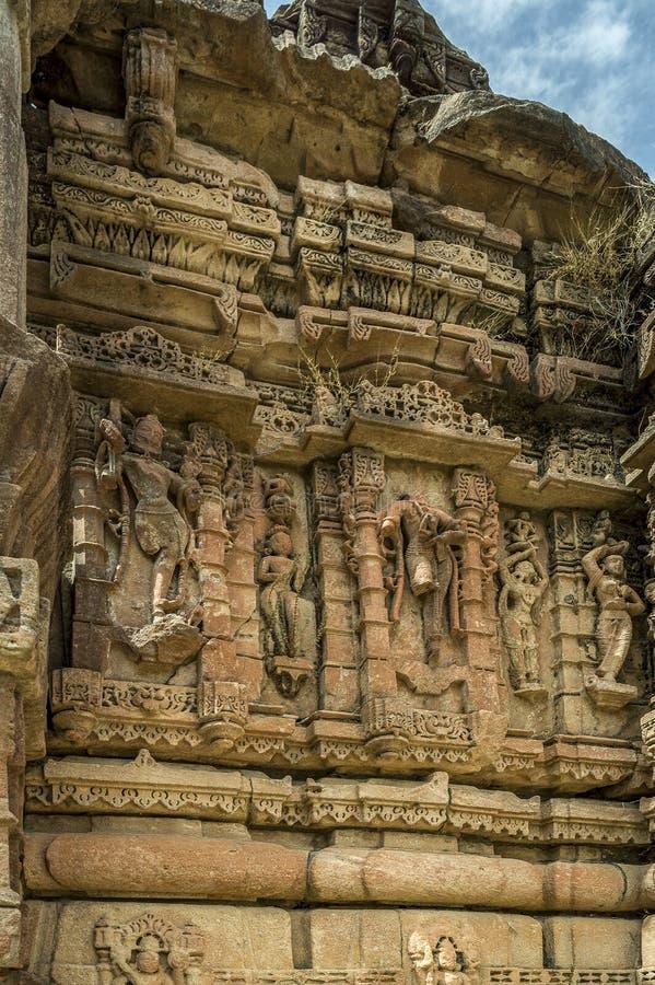 Polo Monument and Vijaynagar Forest-Vijaynagar taluk, Sabarkantha district-North gujarat. 10—Apr-2015-Polo Monument and Vijaynagar Forest-Vijaynagar taluk royalty free stock image