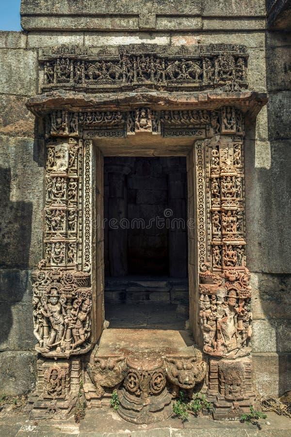 Polo Monument and Vijaynagar Forest-Vijaynagar taluk, Sabarkantha district-North gujarat. 10—Apr-2015-Polo Monument and Vijaynagar Forest-Vijaynagar taluk stock image