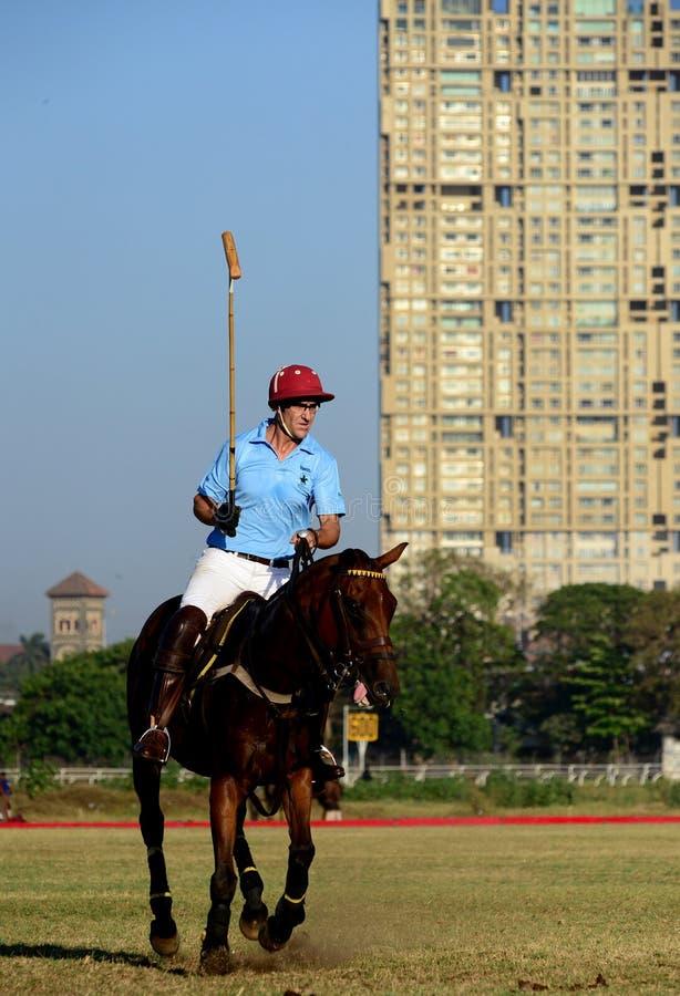 Polo In Mumbai arkivfoton