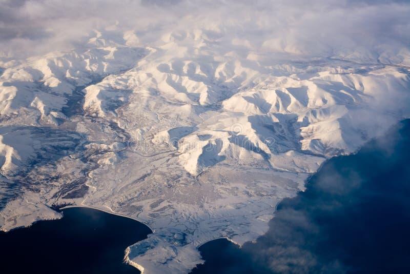 Polo Nord fotografia stock