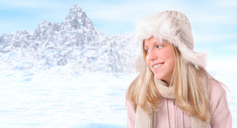 Polo Nord immagini stock