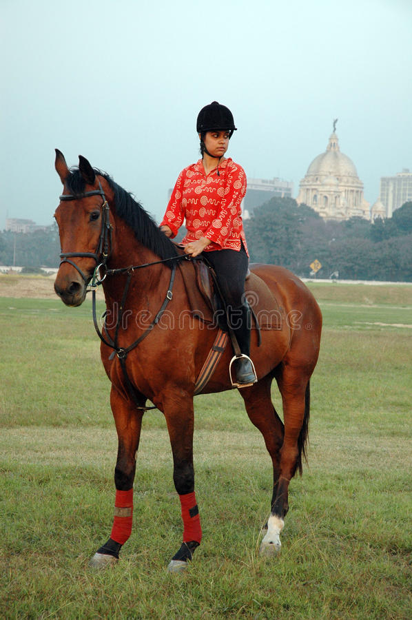 Polo Playing In Kolkata-India Editorial Stock Image