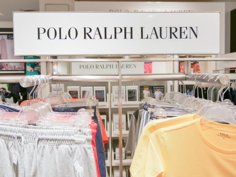 Polo Ralph Lauren royalty-vrije stock foto