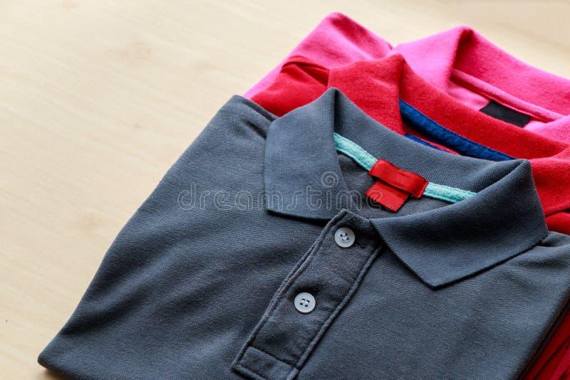 Polo Shirt foto de archivo libre de regalías
