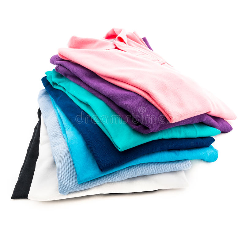Polo Shirt arkivbilder