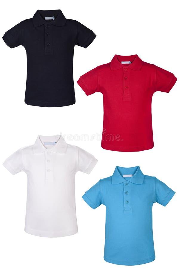 Polo Shirt arkivfoton