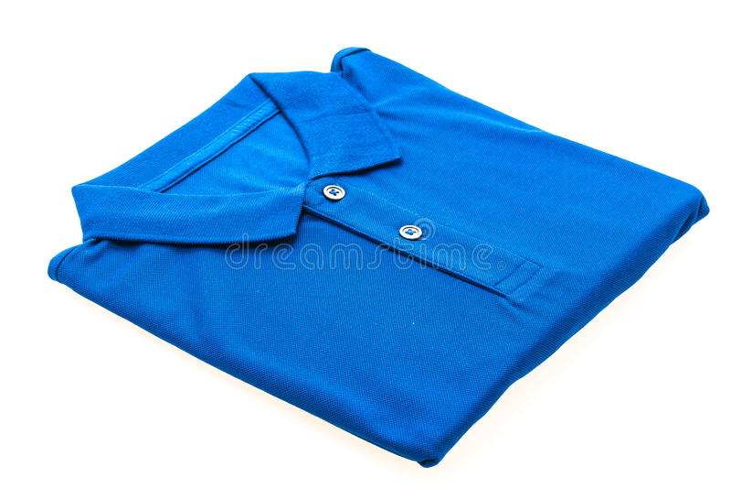 Polo Shirt fotografia stock