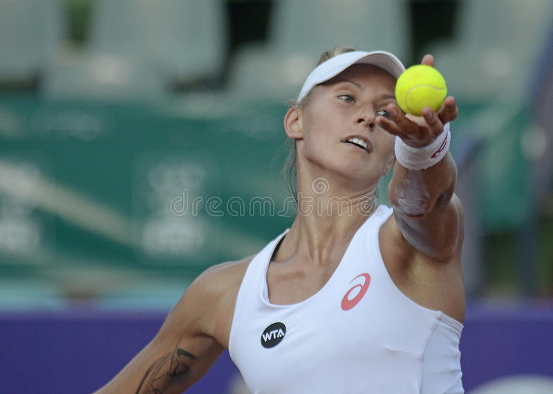 Download Polona Hercog fotografia editoriale. Immagine di donna - 56884931