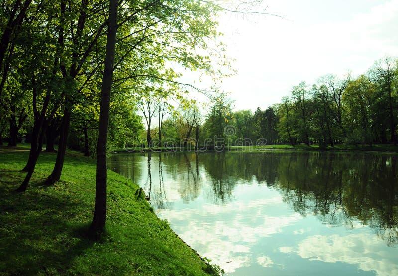 Polonia, Lodz fotografía de archivo libre de regalías