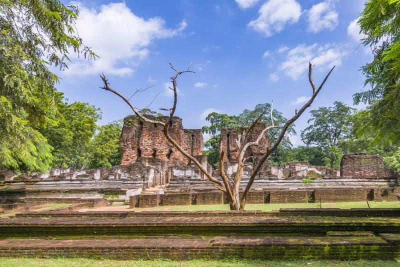 Polonnaruwa, Sri Lanka imagens de stock royalty free