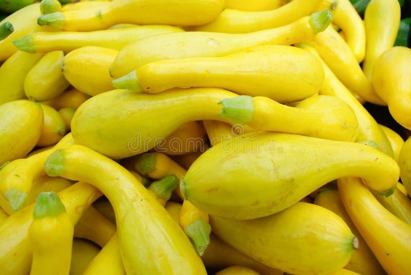 Polpa amarela orgânica imagem de stock royalty free