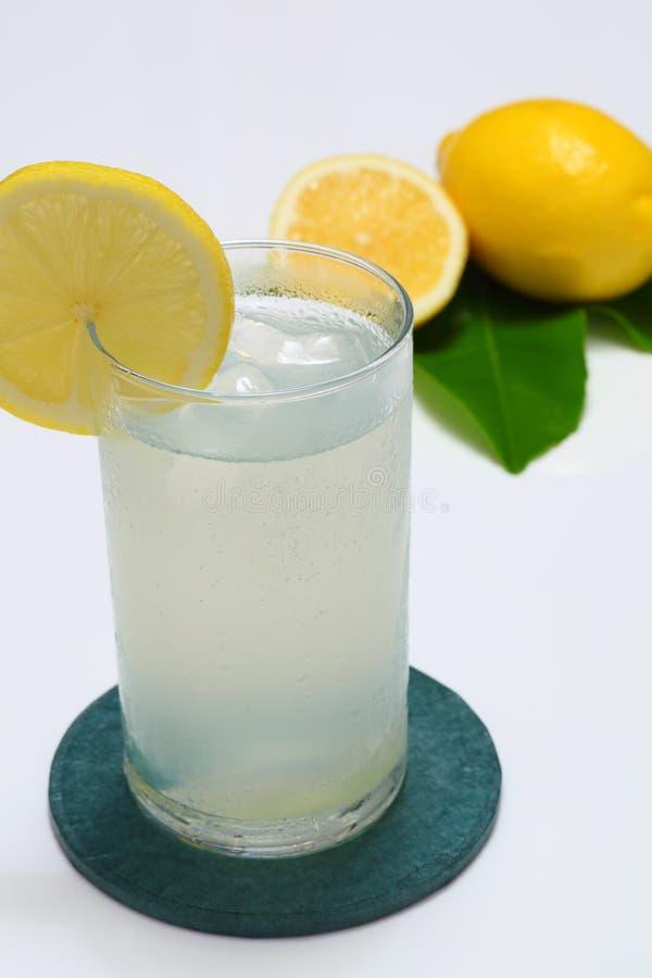 Polpa do limão fotografia de stock
