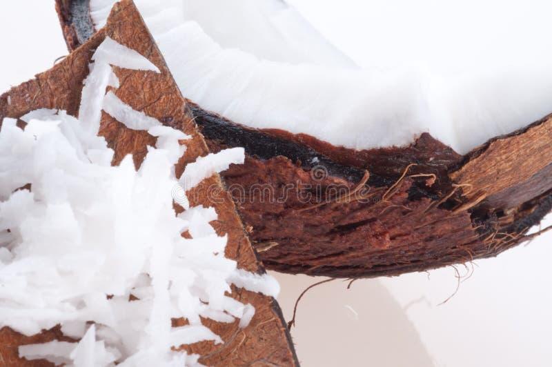 Polpa dos Cocos foto de stock