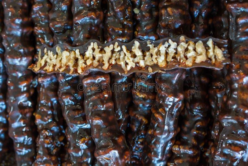 Polpa secada do fruto como o alimento de petisco imagens de stock royalty free