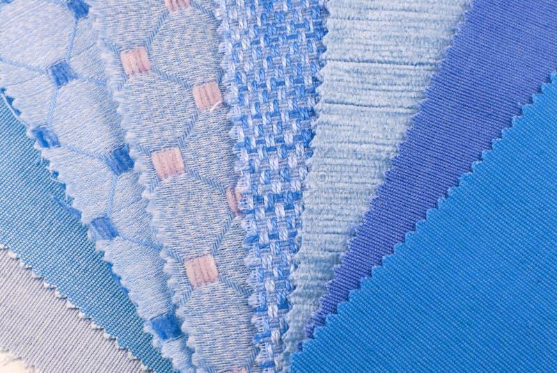 Polsterungs- und Vorhangfarbauswahl lizenzfreies stockbild