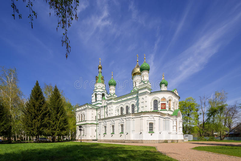 Poltava. Ukraine. royalty free stock image