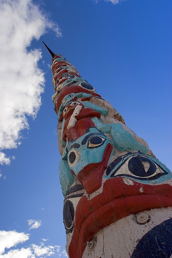 Download Poltotem arkivfoto. Bild av aboriginals, oklarheter, kulört - 225778