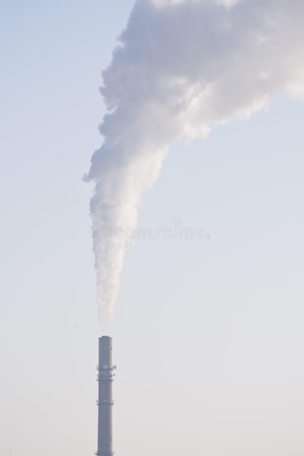 Download Poluição imagem de stock. Imagem de nave, contaminação - 12803467
