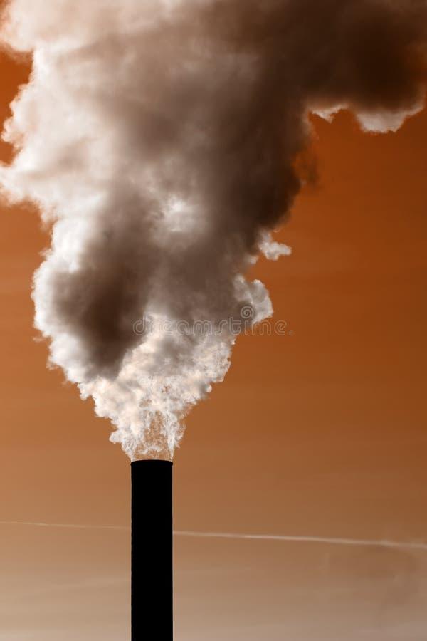 Poluição fotos de stock