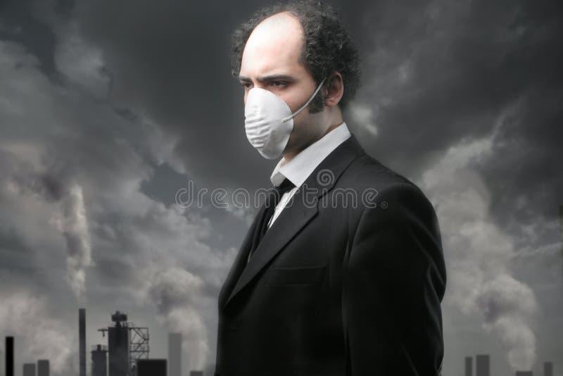 Poluição imagens de stock royalty free