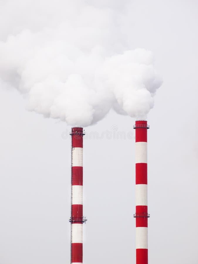 poluição imagens de stock