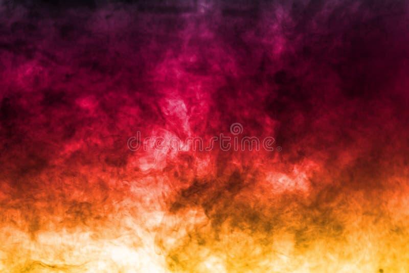 Poluição atmosférica ou fumo foto de stock royalty free