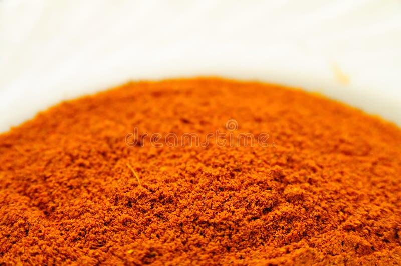 Polvo de curry 2 imagenes de archivo