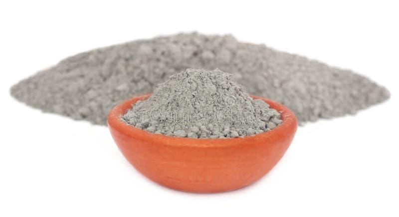 Polvo del cemento de Grady imagen de archivo