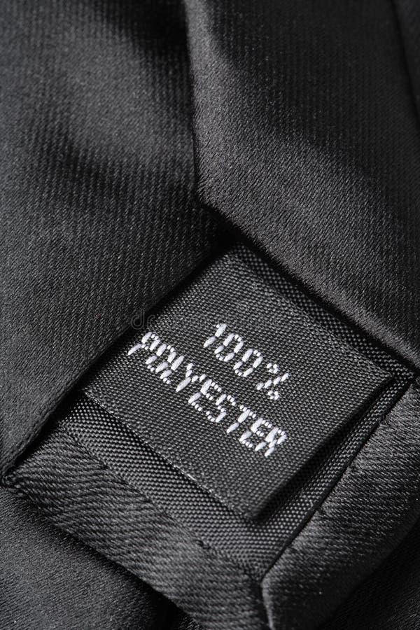 polyester 100% image libre de droits