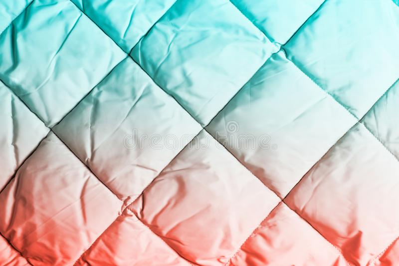 Polyester background with square segments stock images