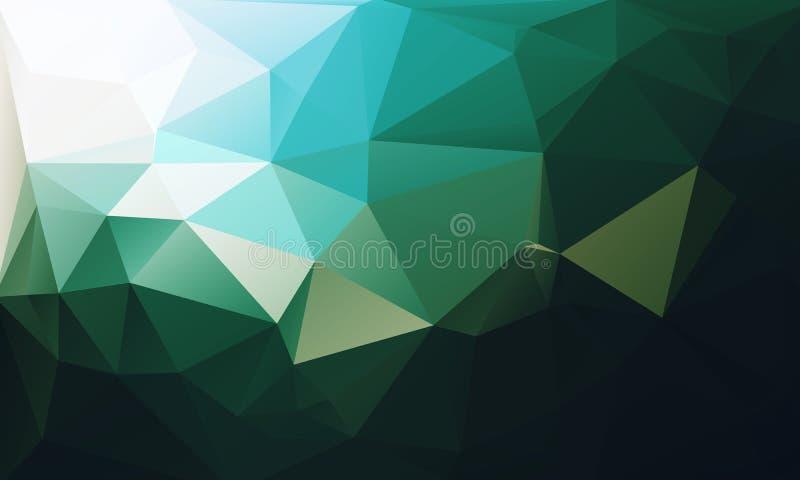 Polygon-Design stockfotografie