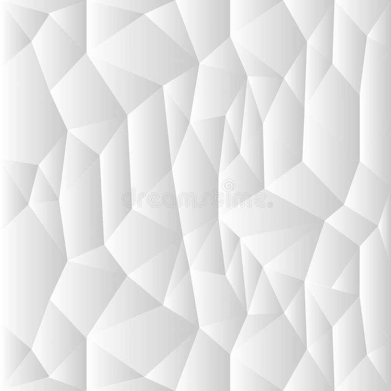 Polygonal modern grafisk bakgrund för ljus mosaik Polygonal modellabstrakt begrepp, polygonal illustra för geometrisk grafisk tri royaltyfri illustrationer