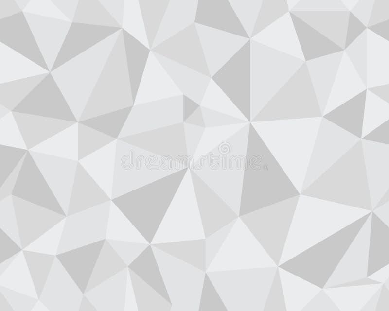 Polygonal mosaic abstract royalty free stock photography