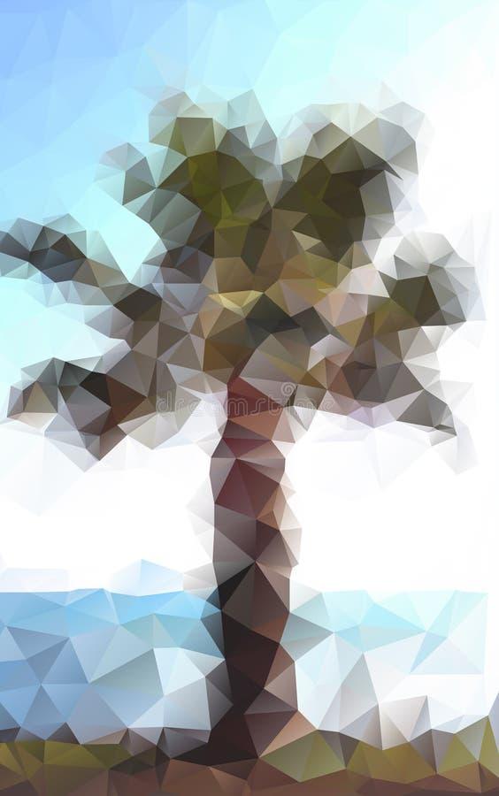 Polygonal palm