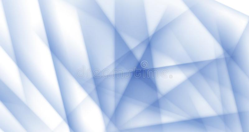 Polygonaler Halbtonhintergrund des hellblauen Eisvektors vektor abbildung