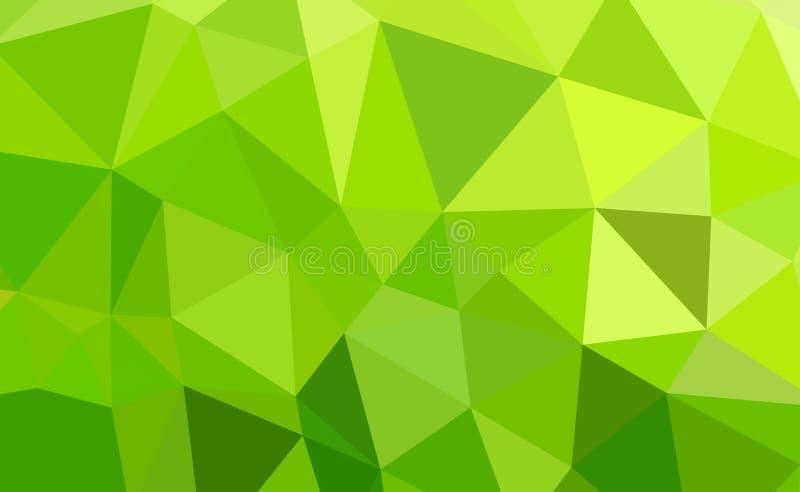 Download Polygone coloré illustration stock. Illustration du abstrait - 56483977