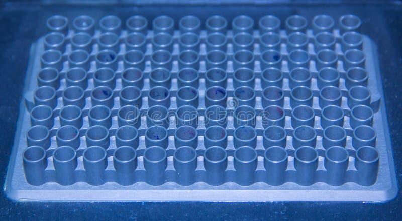 Polymerase reakci łańcuchowej maszyna (PCR) zdjęcie stock