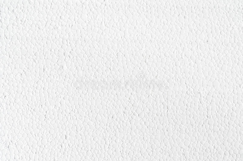 Polystyrene Close Cells Foam Flat Surface Texture royalty free stock image