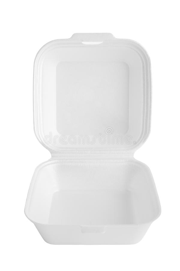 Download Polystyrene Food Container stock photo. Image of fast - 27291578