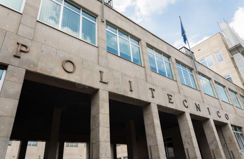 polytehcnic大学在都灵-意大利图片